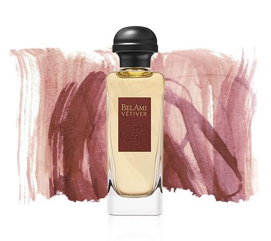 Hermes Bel Ami Vetiver аромат для мужчин