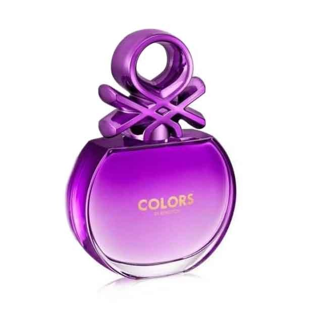Benetton Colors Purple аромат для женщин