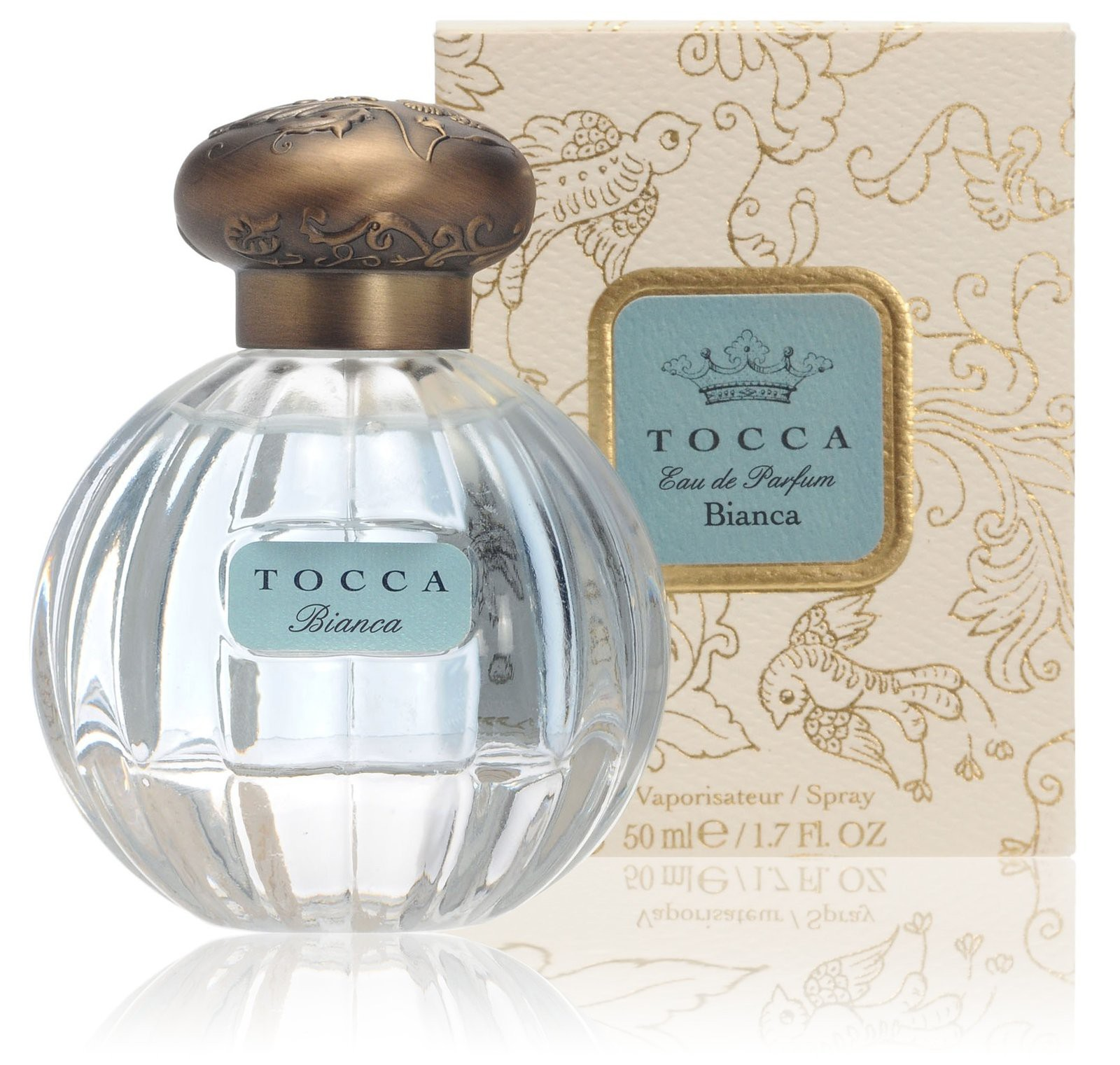 Tocca Bianca аромат для женщин