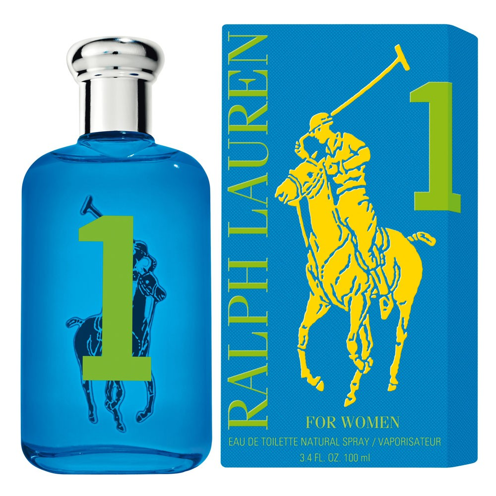 Ralph Lauren Big Pony 1 for Women аромат для женщин