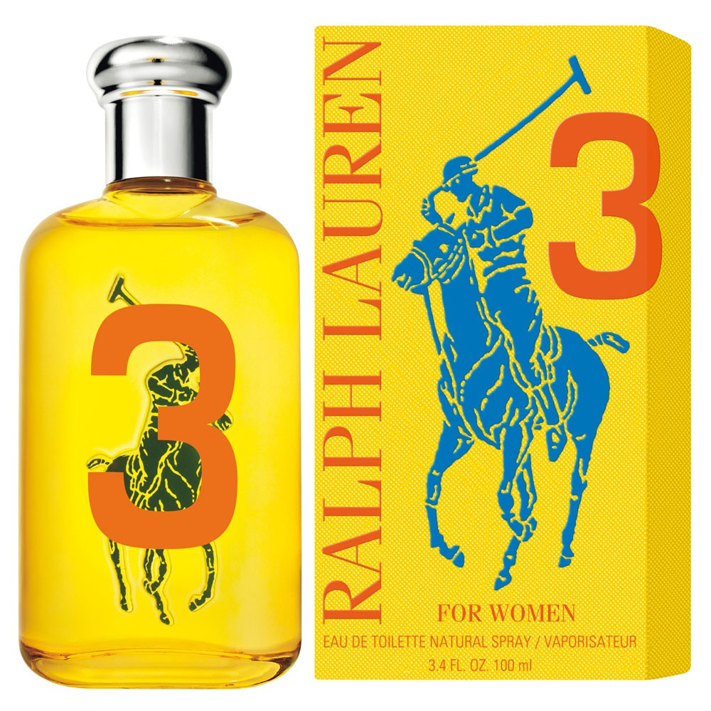 Ralph Lauren Big Pony 3 for Women аромат для женщин