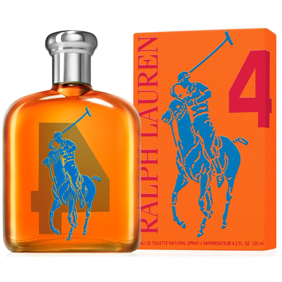 Ralph Lauren Big Pony 4 аромат для мужчин