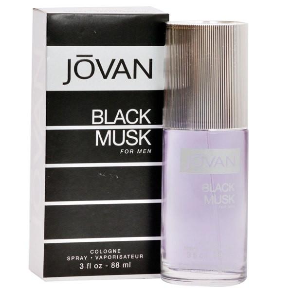 Jovan Black Musk for Men аромат для мужчин