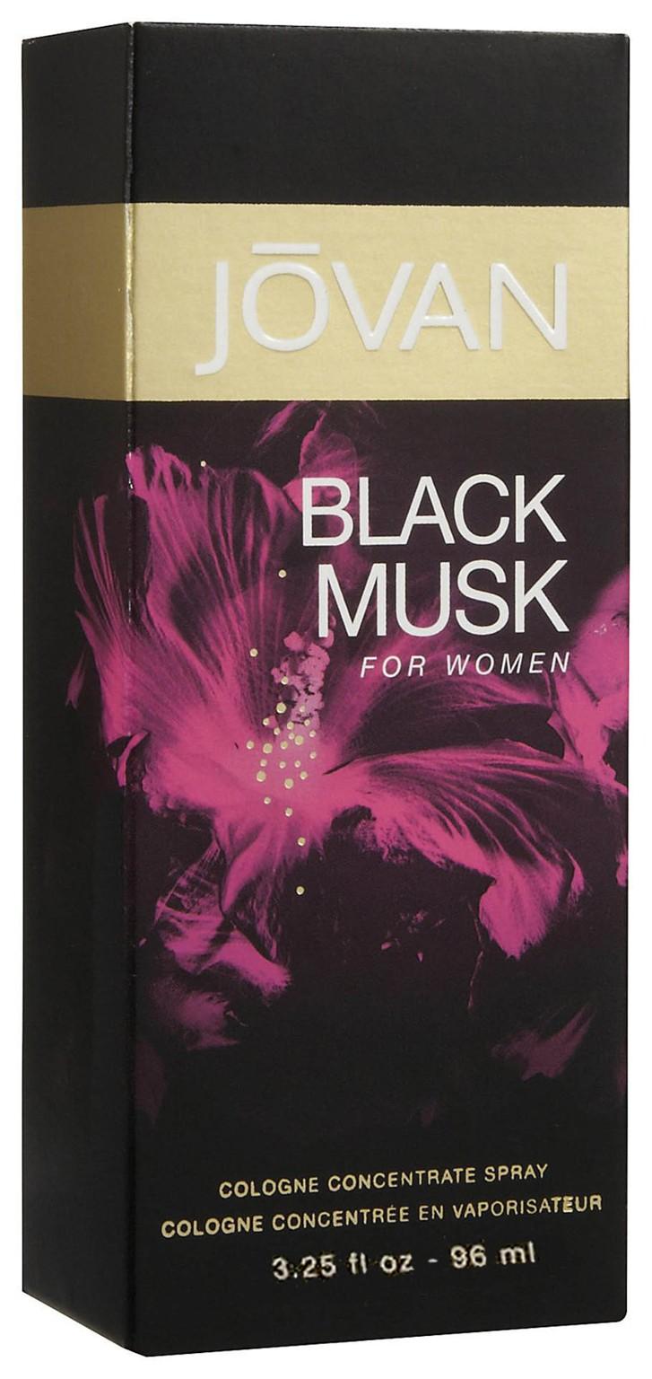 Jovan Black Musk for Women аромат для женщин