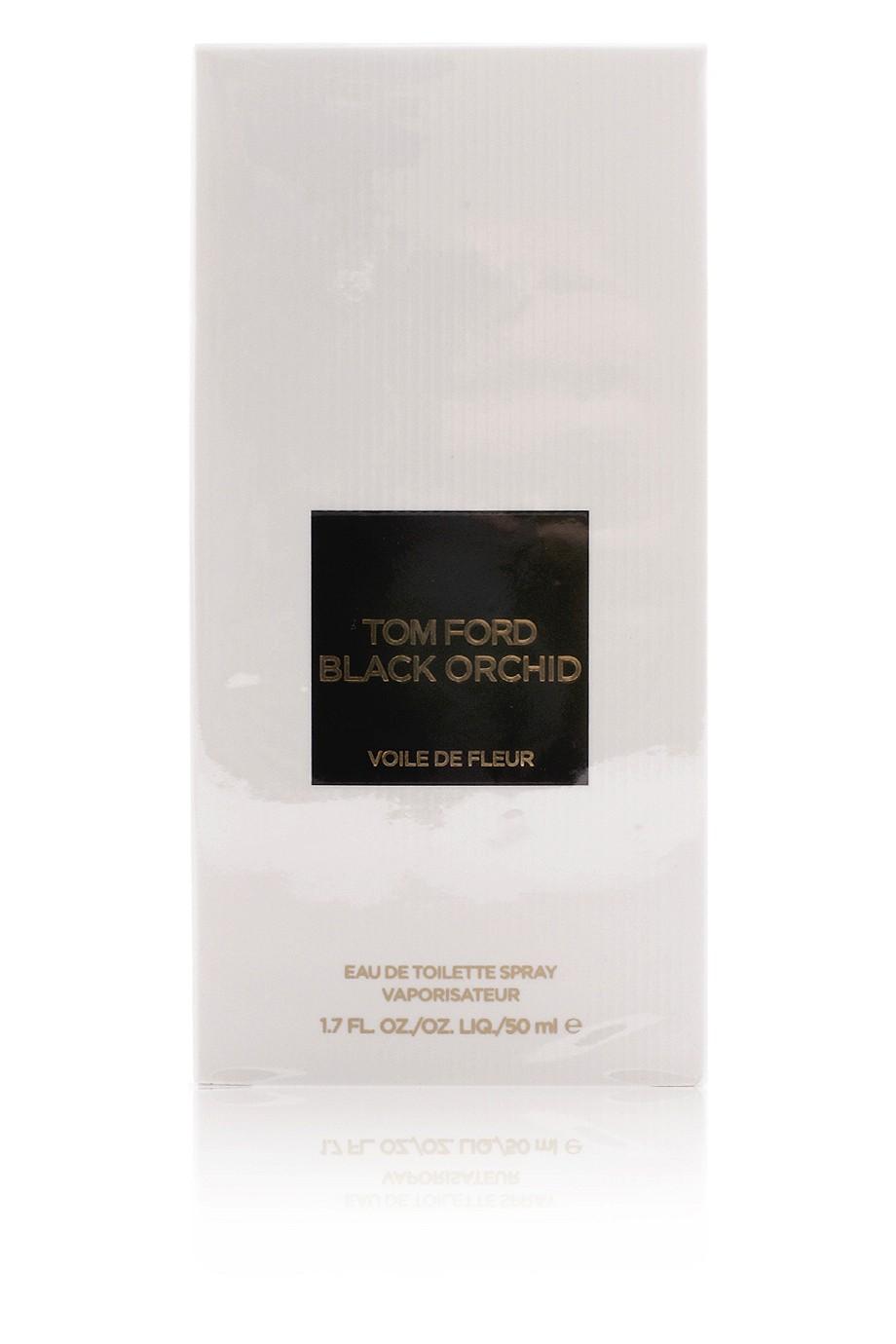 Tom Ford Black Orchid Voile De Fleur аромат для женщин