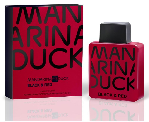 Mandarina Duck Black & Red аромат для мужчин