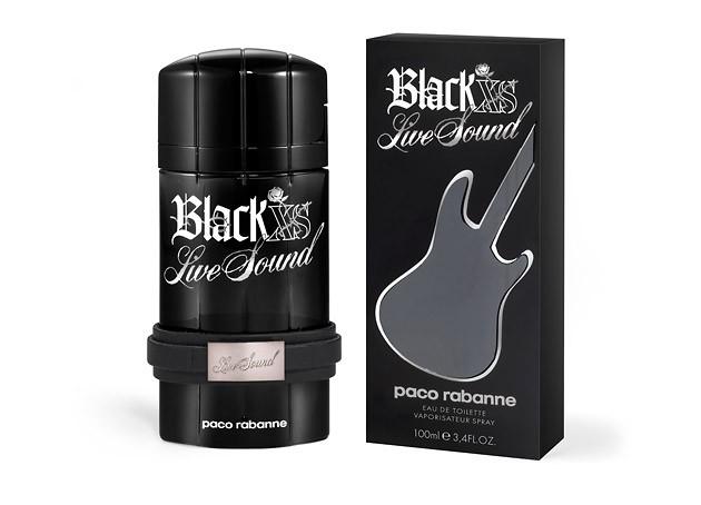 Paco Rabanne Black XS Live Sound аромат для мужчин