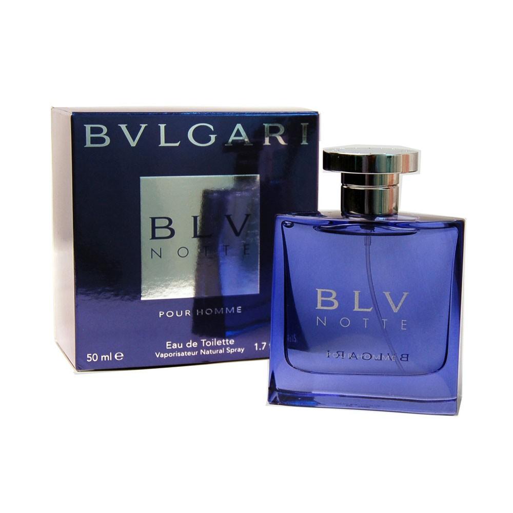 Bvlgari BLV Notte pour Homme аромат для мужчин
