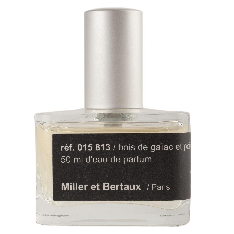 Miller et Bertaux Bois de Gaïac et Poire аромат для мужчин и женщин