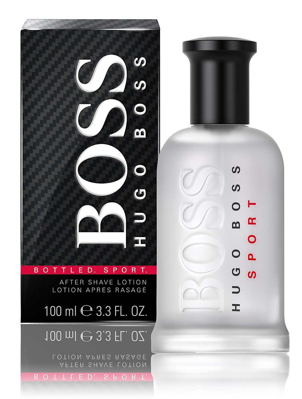 Hugo Boss Boss Bottled Sport аромат для мужчин