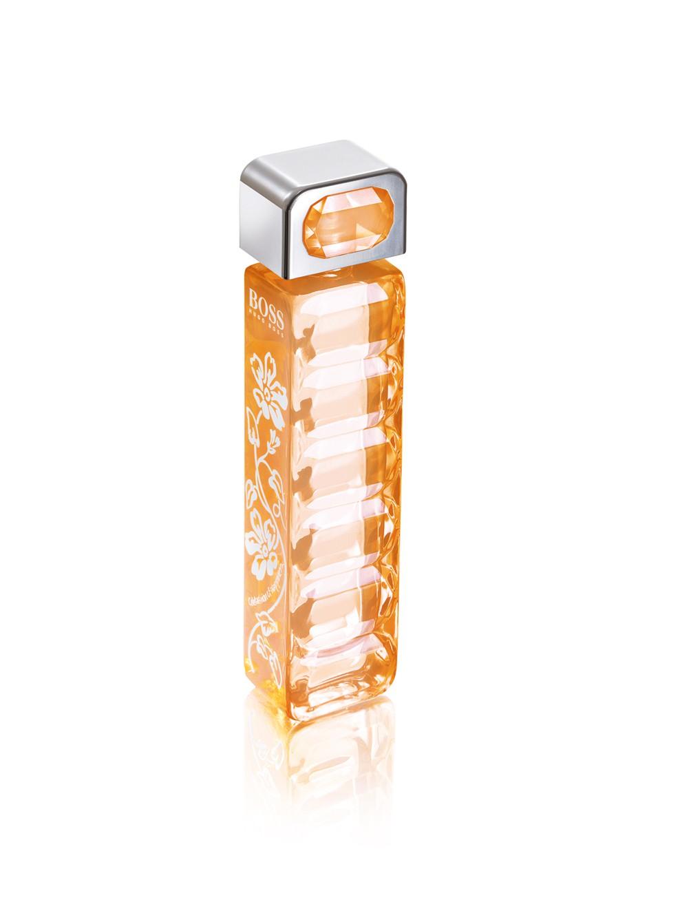 Hugo Boss Boss Orange Happiness аромат для женщин