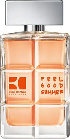 Hugo Boss Boss Orange Man: Feel Good Summer 2013 аромат для мужчин