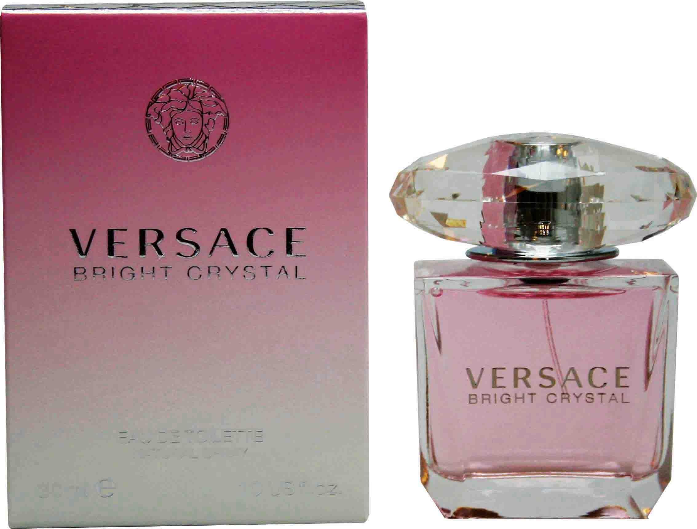 Versace Bright Crystal аромат для женщин