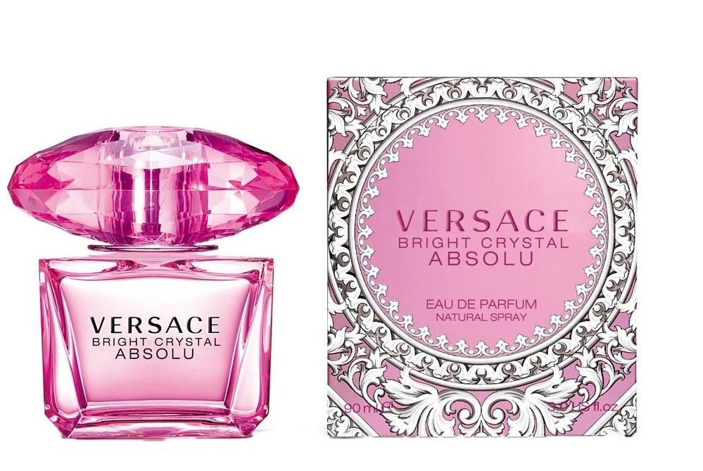 Versace Bright Crystal Absolu аромат для женщин