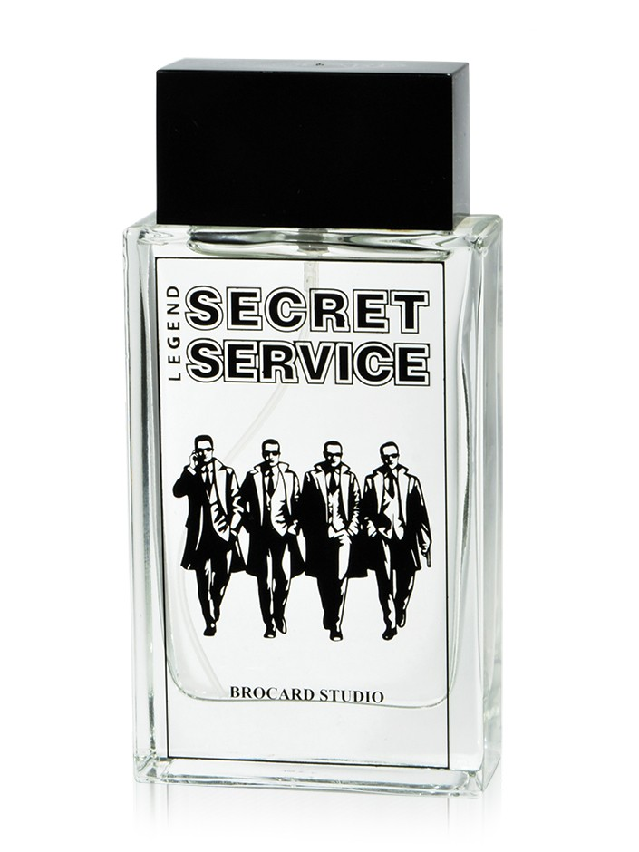 Brocard Secret Service Legend аромат для мужчин