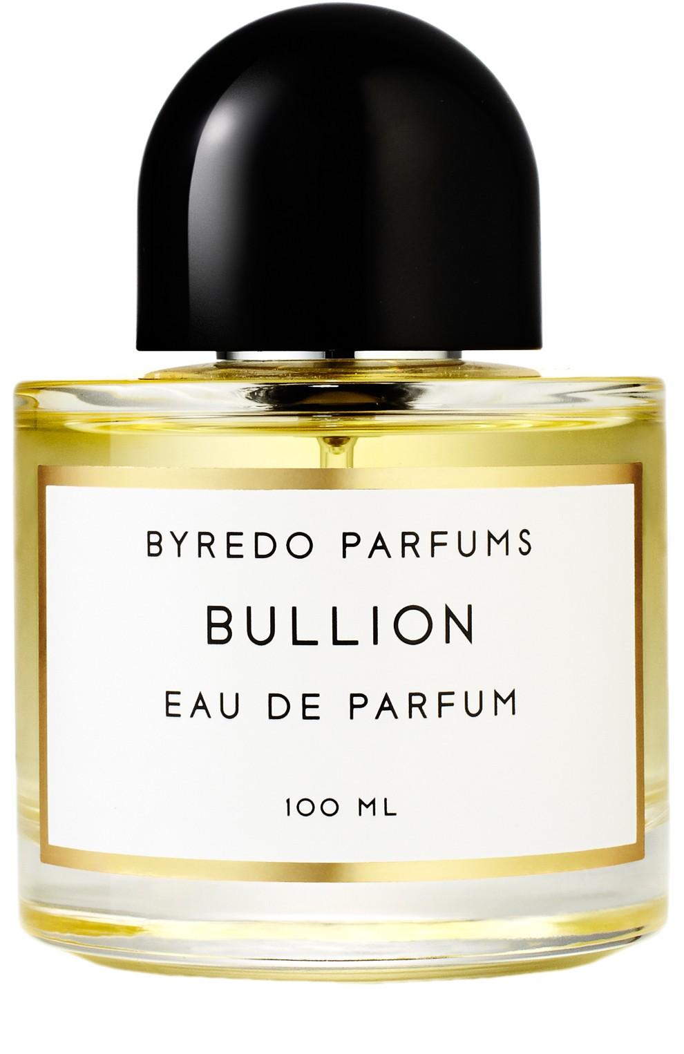 Byredo Bullion аромат для мужчин
