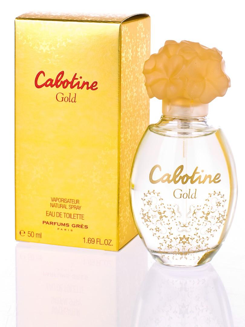 Gres Cabotine Gold аромат для женщин