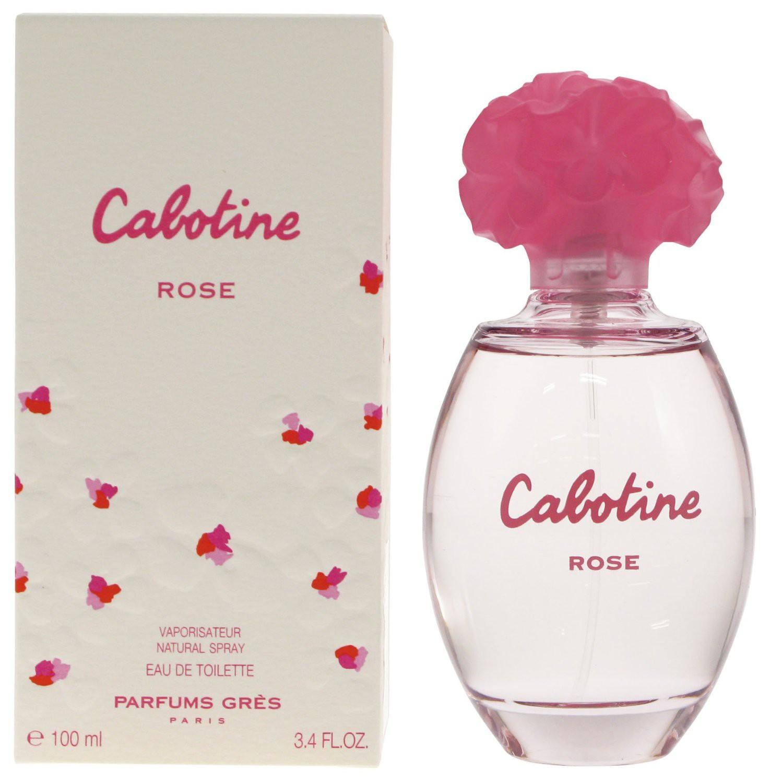 Gres Cabotine Rose аромат для женщин