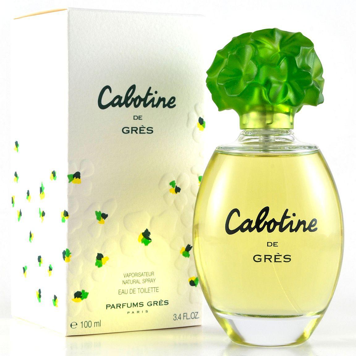 Gres Cabotine аромат для женщин