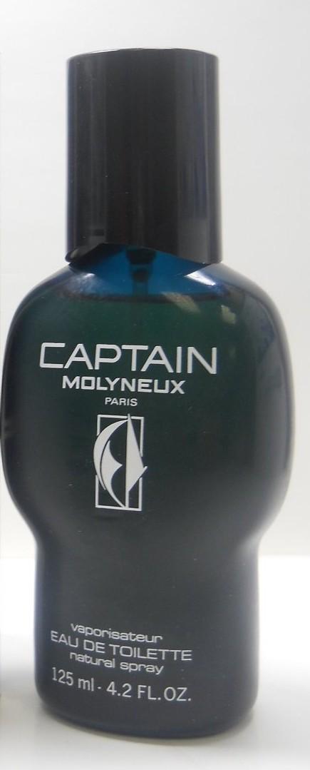 Molyneux Captain аромат для мужчин