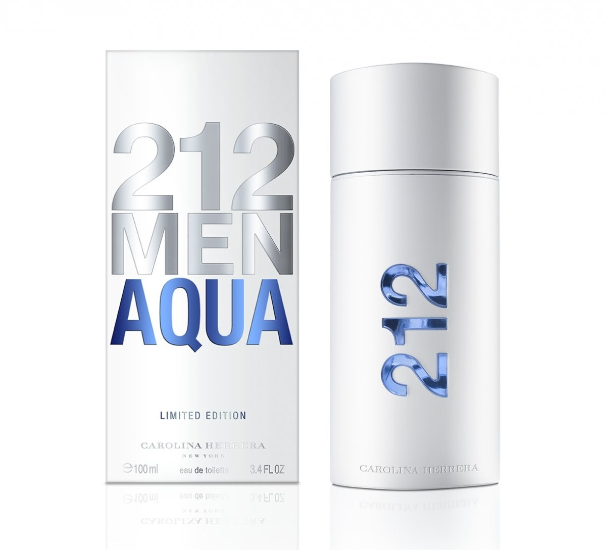 Carolina Herrera 212 Men Aqua аромат для мужчин