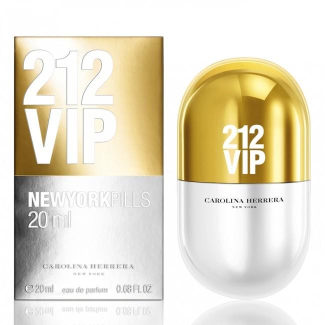Carolina Herrera 212 Vip Pills аромат для женщин