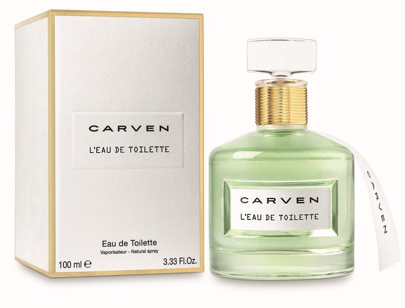 Carven L'eau de Toilette аромат для женщин