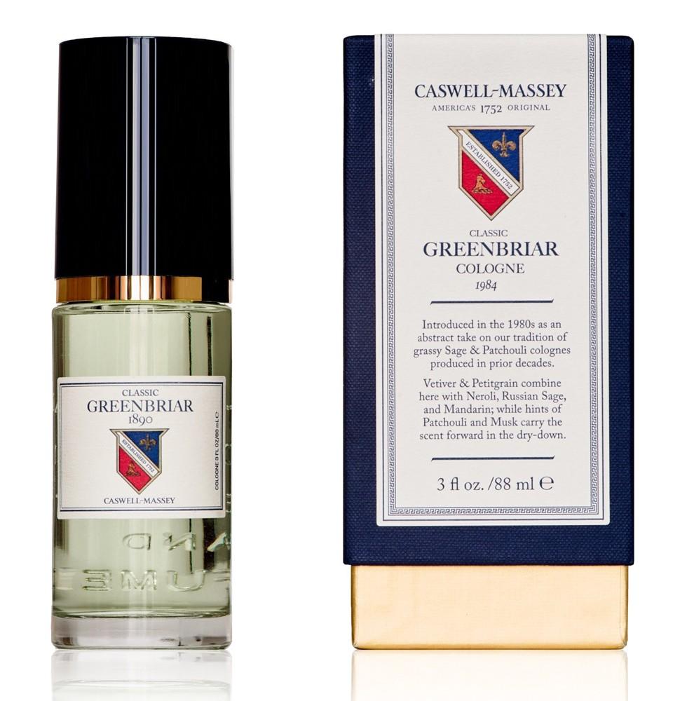 Caswell Massey Classic Greenbriar аромат для мужчин