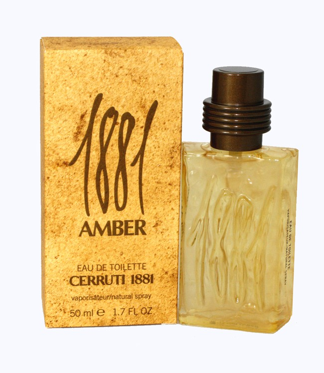 Cerruti 1881 Amber аромат для мужчин