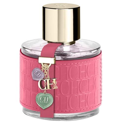 Carolina Herrera CH Pink Limited Edition Love аромат для женщин