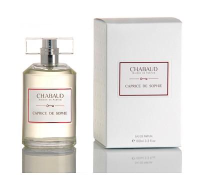 Chabaud Maison de Parfum Caprice De Sophie аромат для женщин