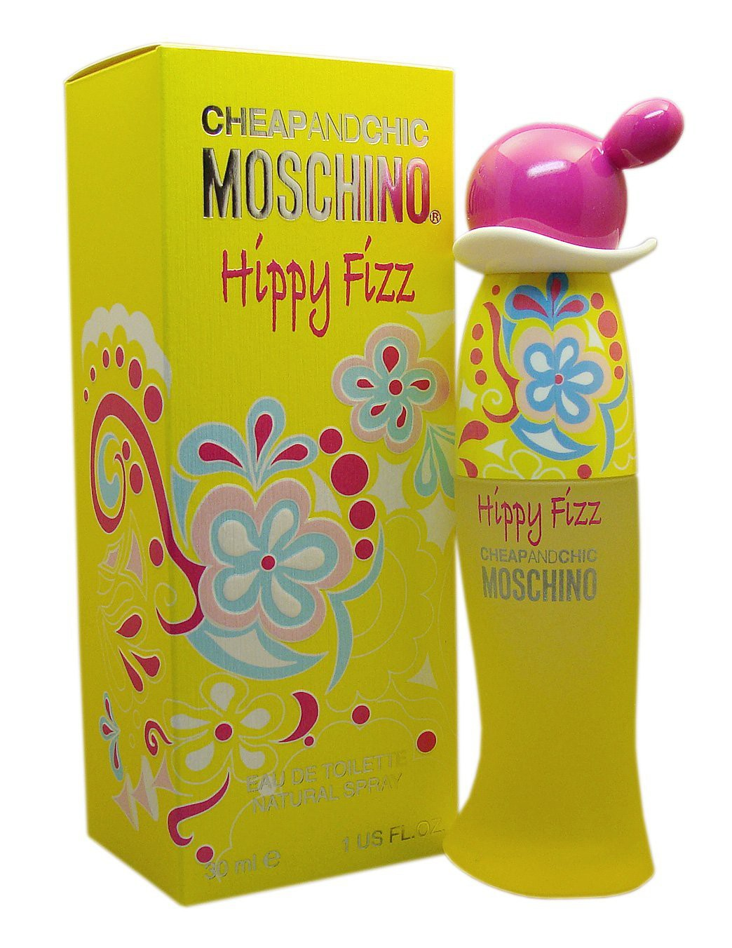 Moschino Cheap And Chic Hippy Fizz аромат для женщин