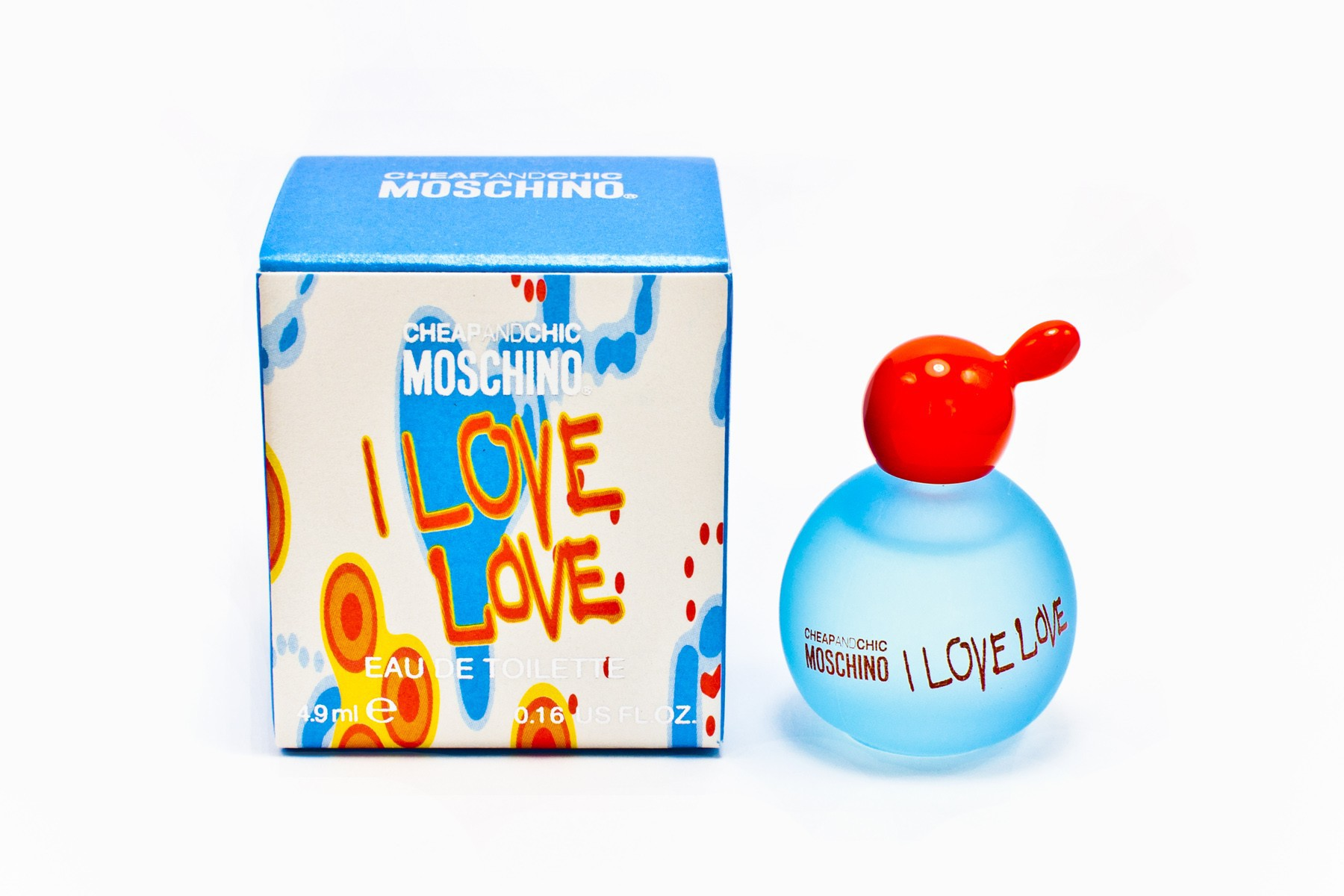 Moschino Cheap And Chic I Love Love аромат для женщин
