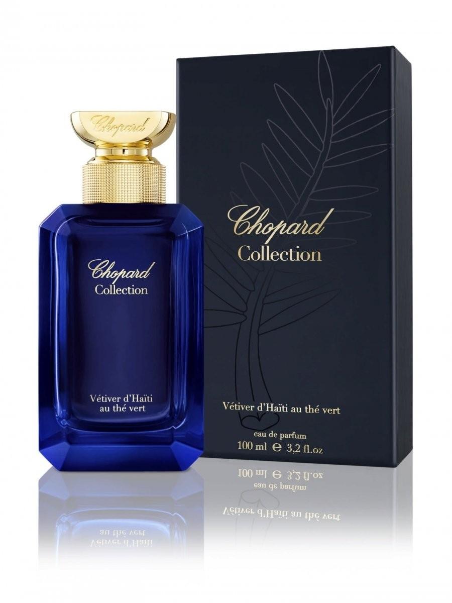Chopard Vétiver D'Haïti Au Thé Vert аромат для мужчин и женщин