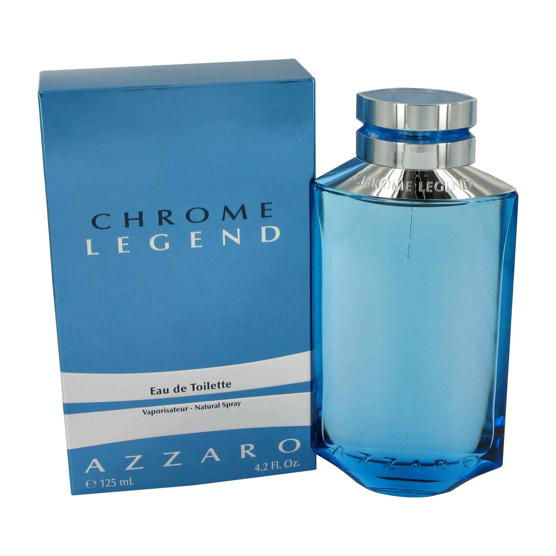 Azzaro Chrome Legend аромат для мужчин