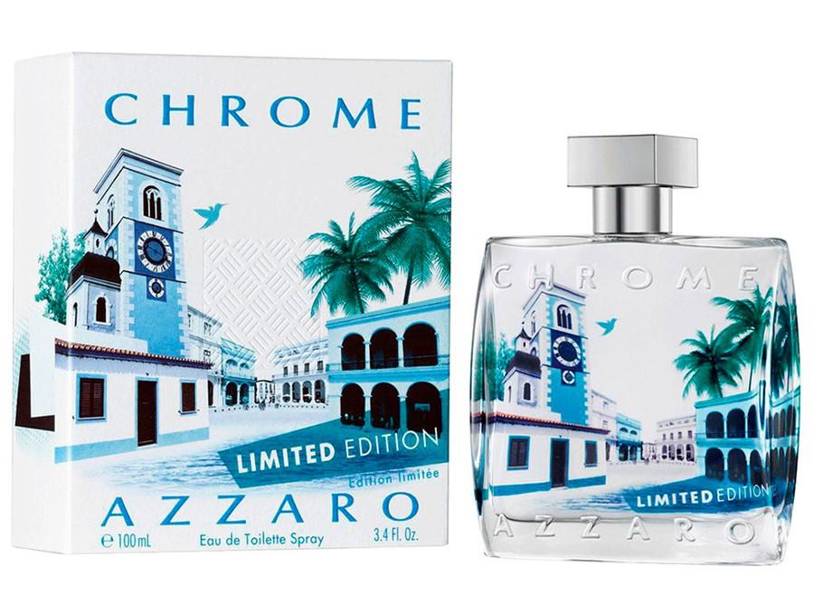 Azzaro Chrome Limited Edition 2014 аромат для мужчин