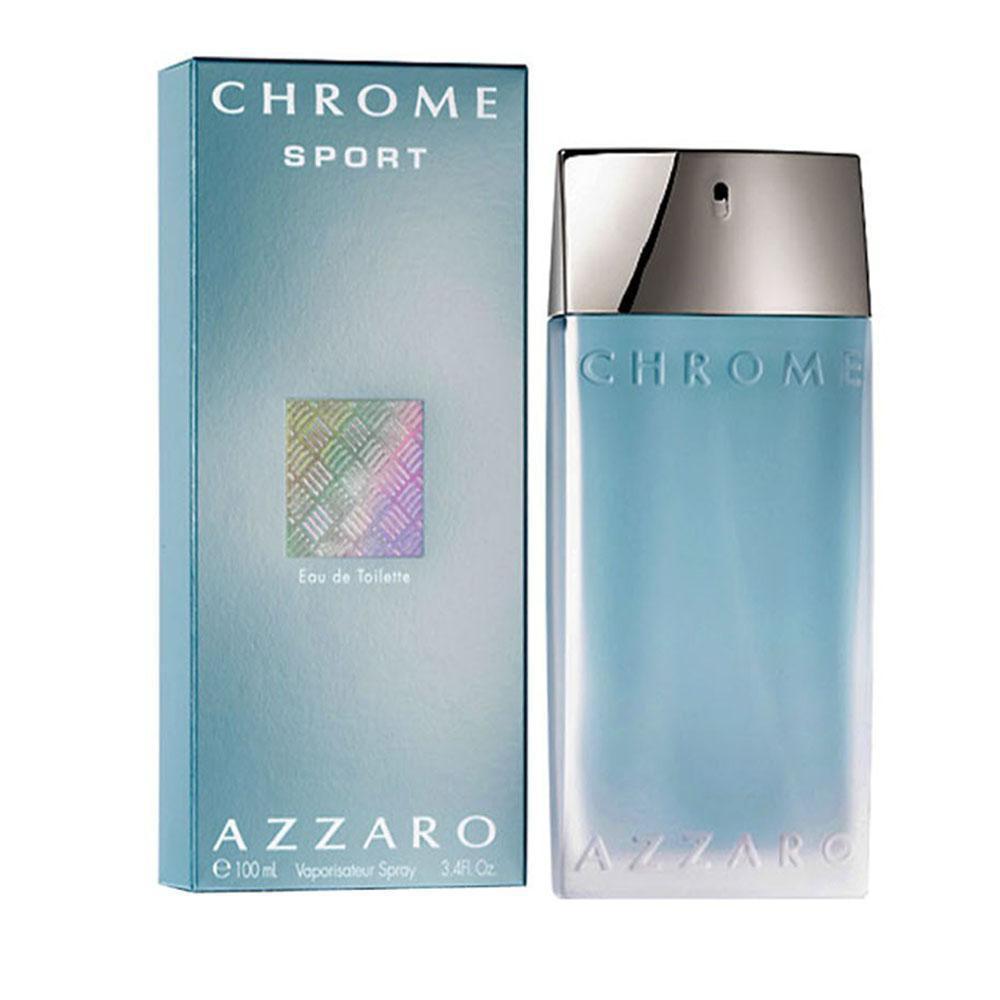 Azzaro Chrome Sport аромат для мужчин