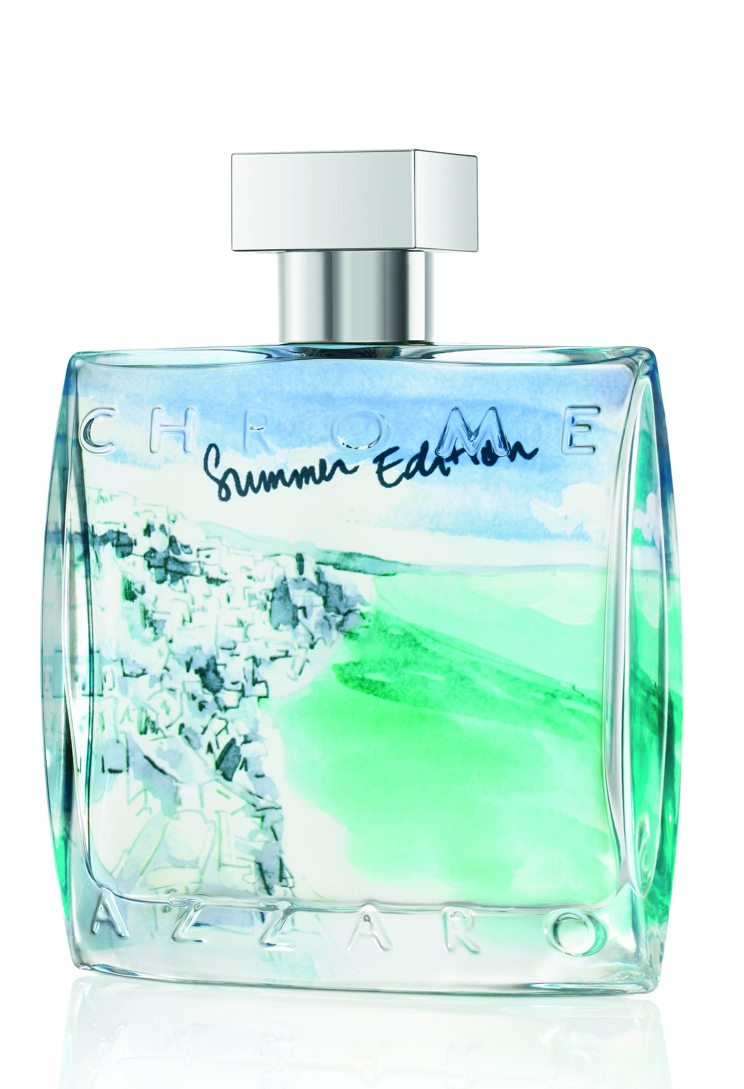 Azzaro Chrome Summer 2013 аромат для мужчин
