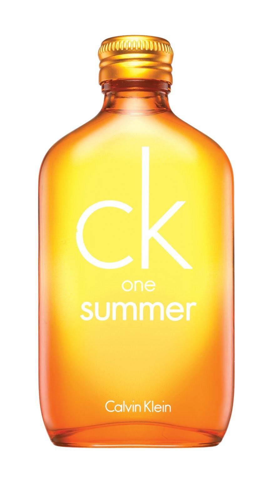 Calvin Klein CK One Summer 2010 аромат для мужчин и женщин