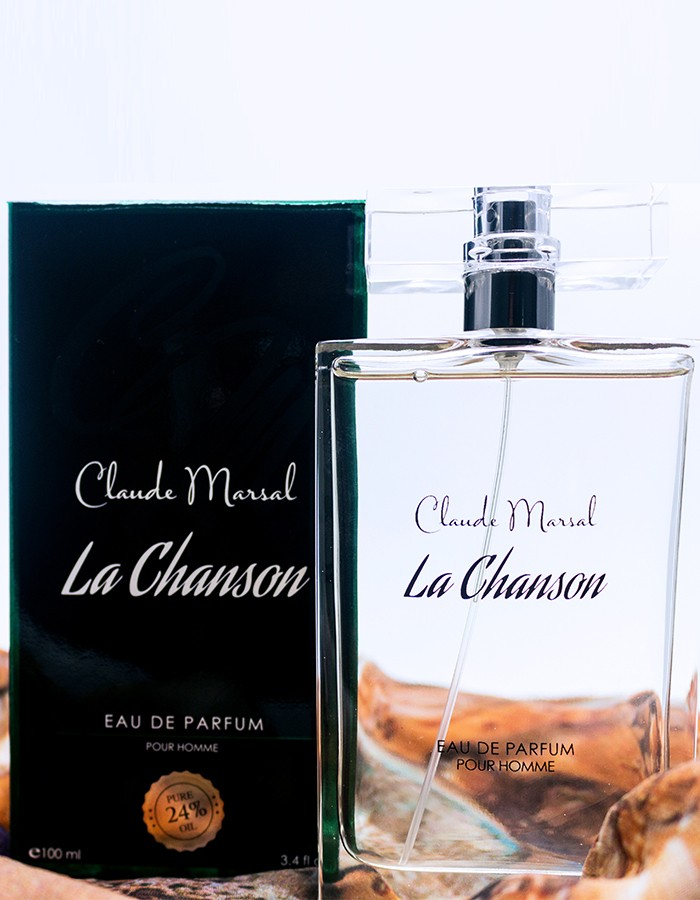 Claude Marsal Parfums La Chanson аромат для мужчин