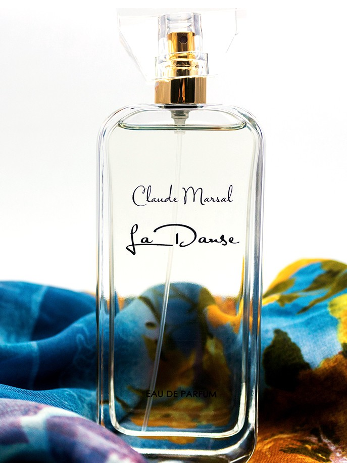 Claude Marsal Parfums La Danse аромат для женщин