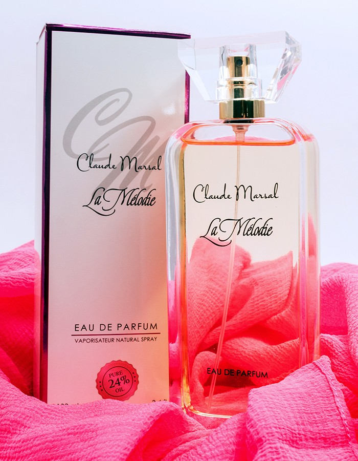 Claude Marsal Parfums La Melodie аромат для женщин