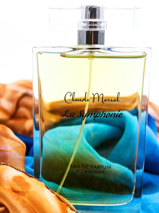 Claude Marsal Parfums La Symphonie аромат для мужчин