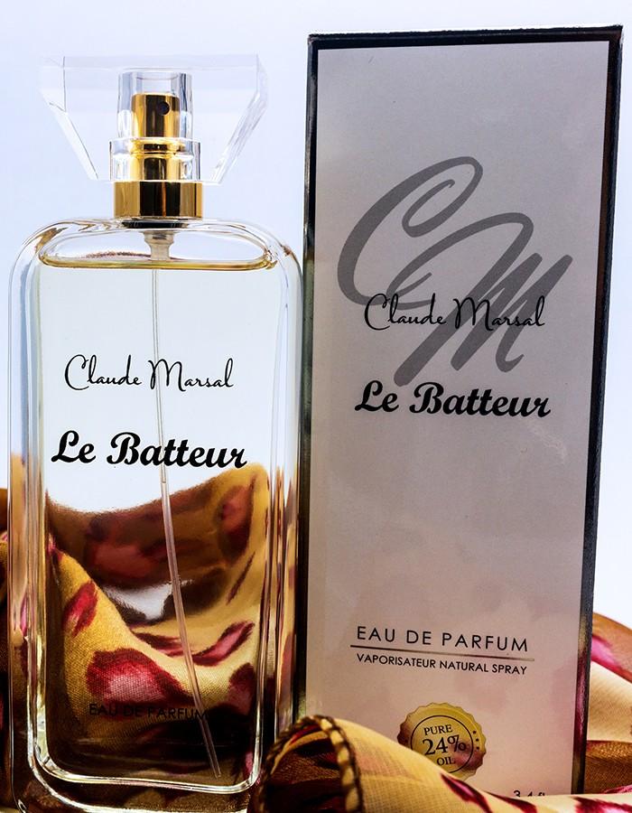 Claude Marsal Parfums Le Batteur аромат для женщин