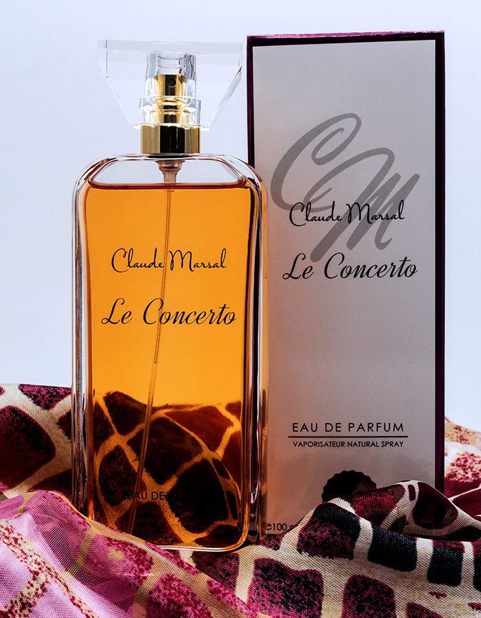 Claude Marsal Parfums Le Concerto аромат для женщин