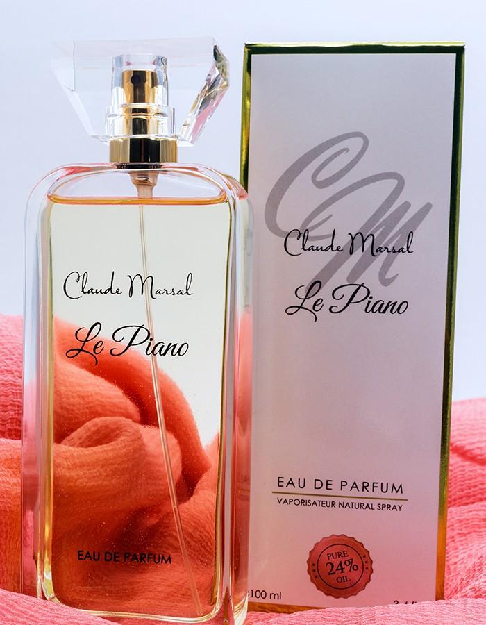 Claude Marsal Parfums Le Piano аромат для женщин