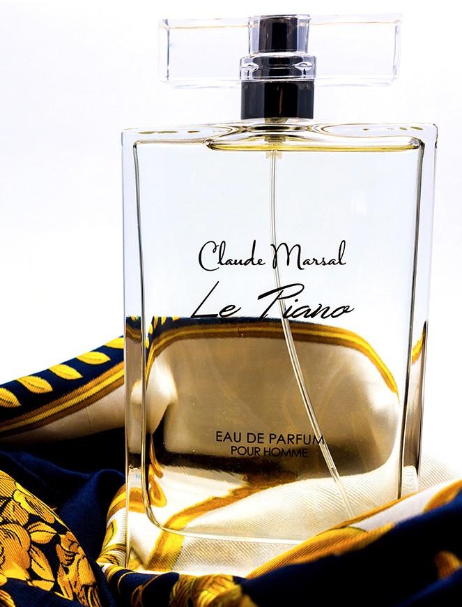 Claude Marsal Parfums Le Piano аромат для мужчин