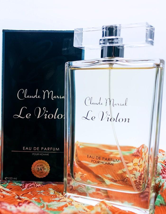 Claude Marsal Parfums Le Violon аромат для мужчин