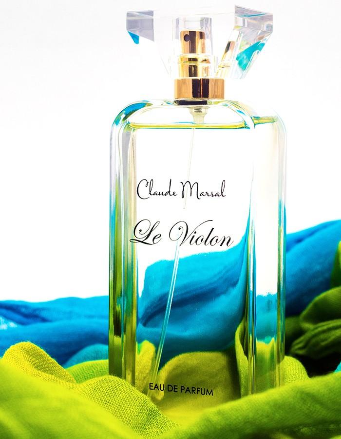 Claude Marsal Parfums Le Violon аромат для женщин