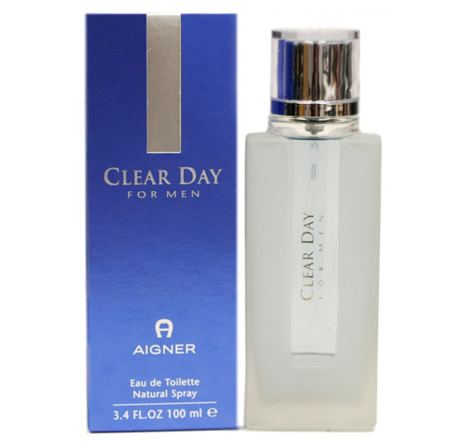 Aigner Clear Day for Men аромат для мужчин